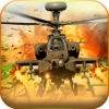 军队 武装直升机 直升机 攻击
