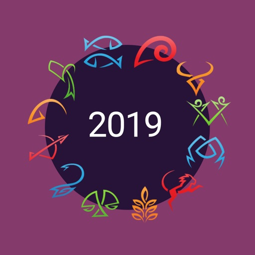 Horoscope for 2019 iOS App