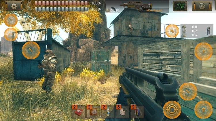 The Sun: Origin screenshot-0
