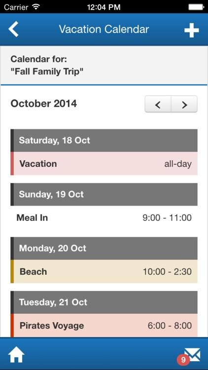 Litchfield Vacation Planner