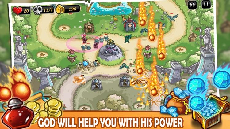 Kingdom Defense 2: Empires screenshot-3