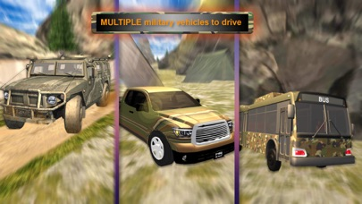 US Army Camper Van screenshot three
