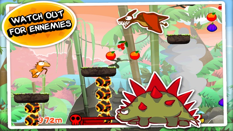 Dino Rush screenshot-2