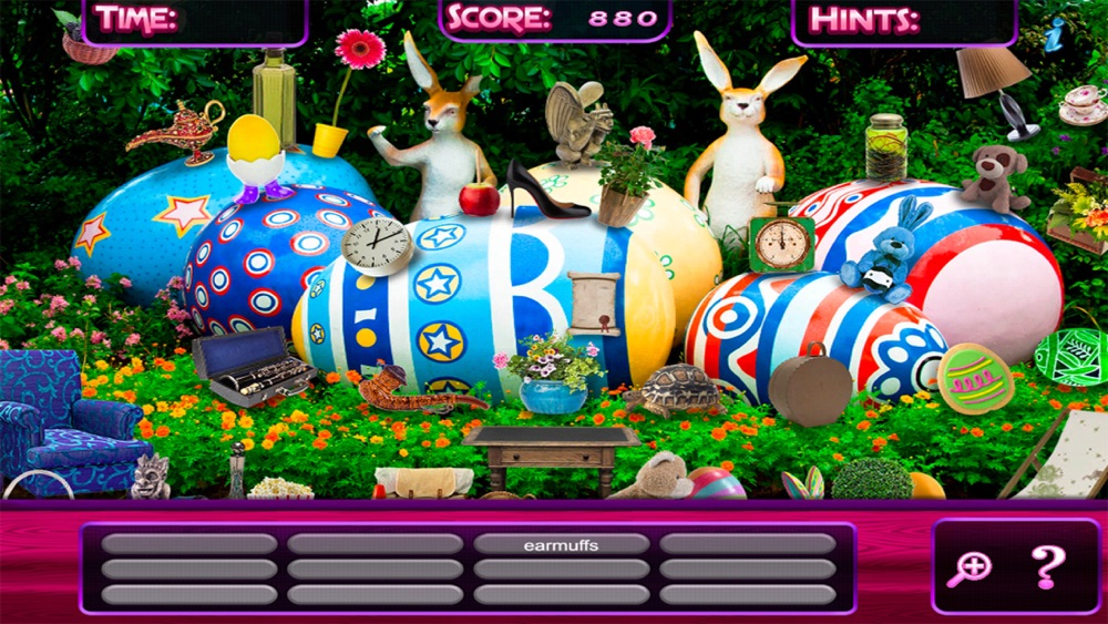 Hidden Objects Easter Gardens hack tool
