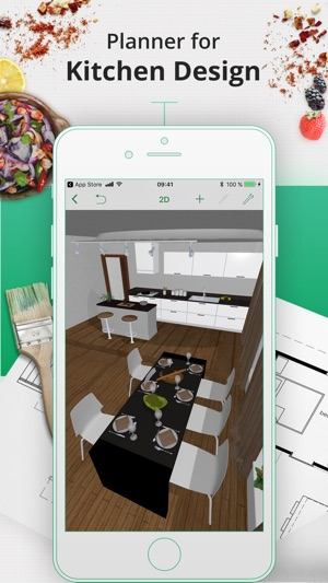 Kitchen Planner Decorator On The App Store