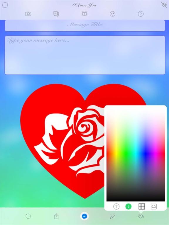 I Love You • Greeting cards screenshot 13