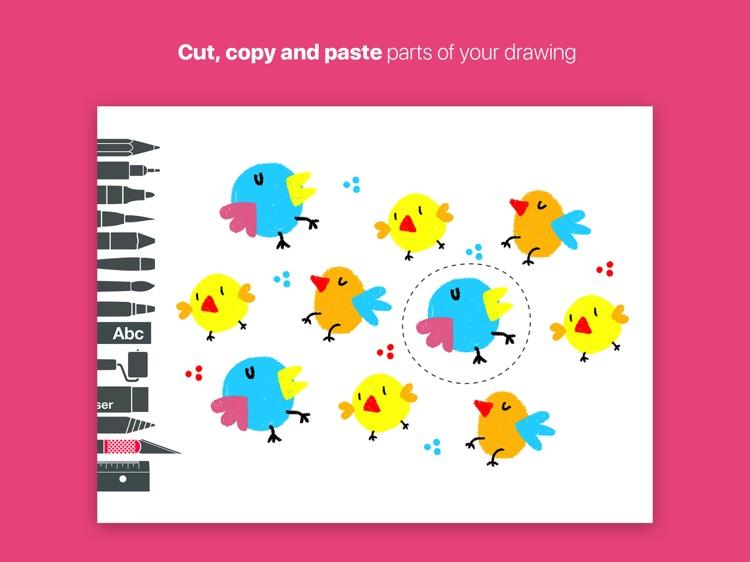 Tayasui Sketches School screenshot-4