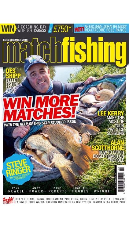 Match Fishing Magazine