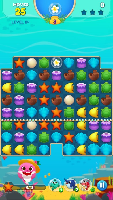 Baby Shark Match: Ocean Jam screenshot 5