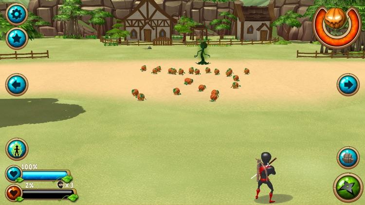 NInja Vs. Monsters screenshot-4