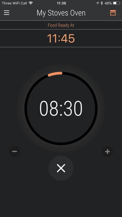 Zeus - Appliance Control screenshot three