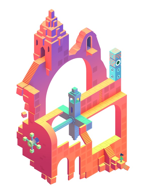 Monument Valley 2 Screenshots