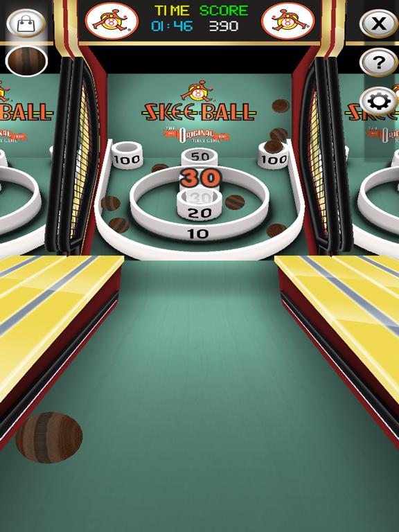 Screenshot #5 for Skee-Ball Plus
