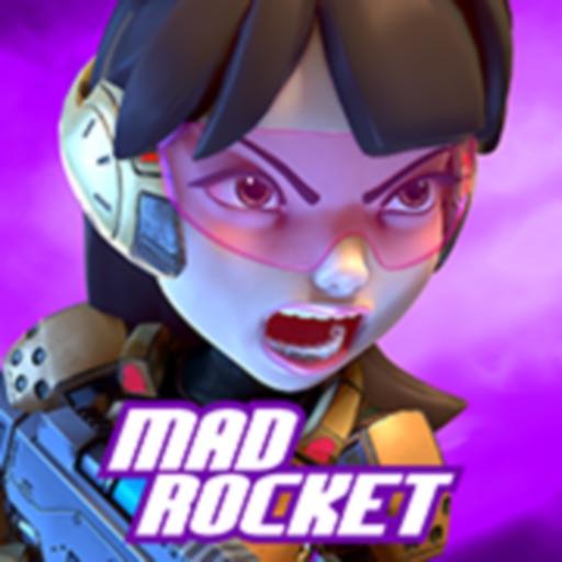 Mad Rocket: Fog of War iOS App