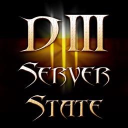 D3 Server State for Diablo 3