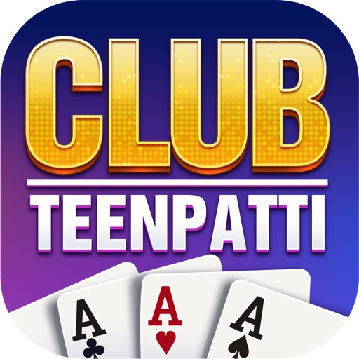 Teen Patti CLUB (3 Patti CLUB)
