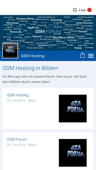 Télécharger GSM Hosting pour iPhone sur l'App Store (Style