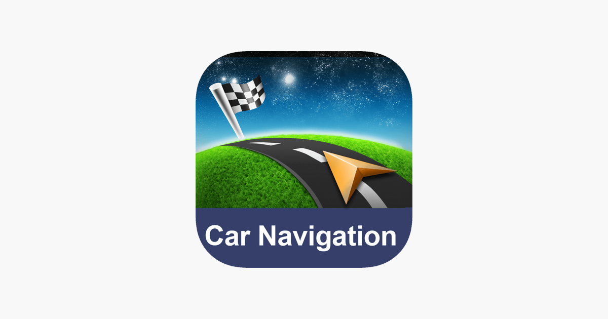 Car Navigation: GPS & Maps on the App Store