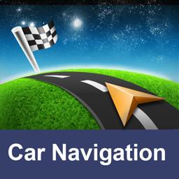 Ícone do app Car Navigation: Maps & Traffic