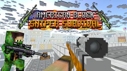 American Block Sniper Survivalのおすすめ画像1