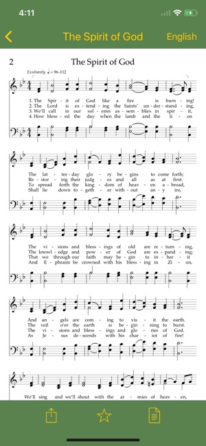 LDS Hymns on the App Store