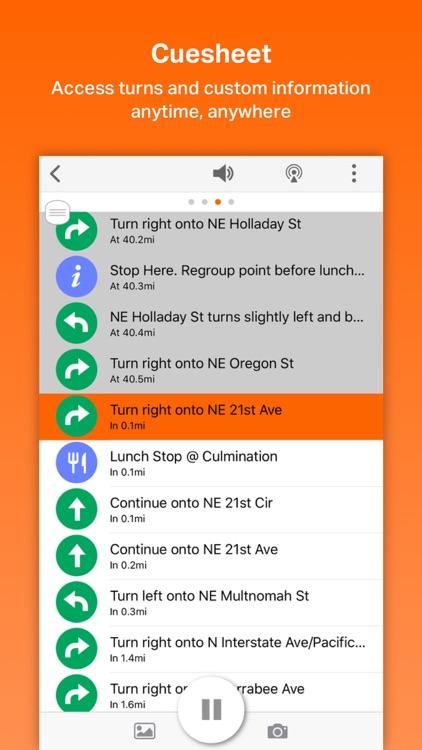 Ride with GPS - Bike Computer screenshot-4