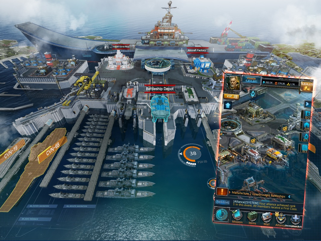 Battle Warship: Naval Empire - Online Game Hack and Cheat | TryCheat com
