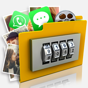 ALock: Secure clouding message Social Networking app