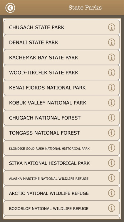 Great - Alaska Camps & Trails screenshot-4