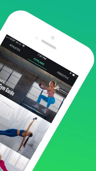 Fitplan: Gym & Home Workouts app image