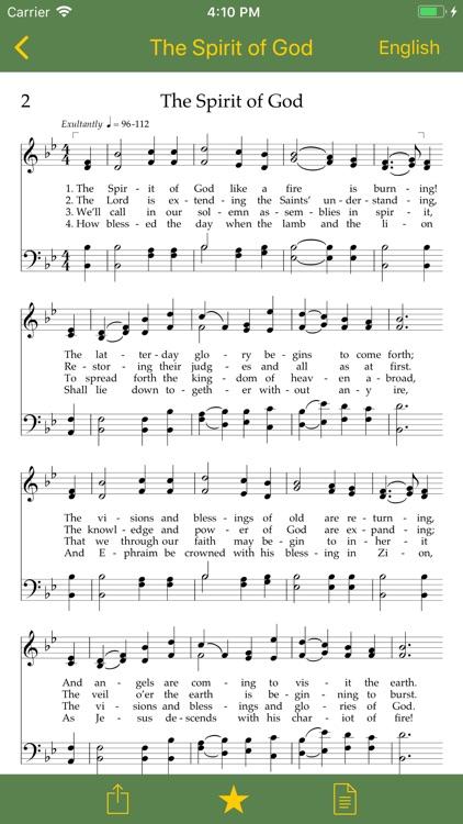 LDS Hymns screenshot-3