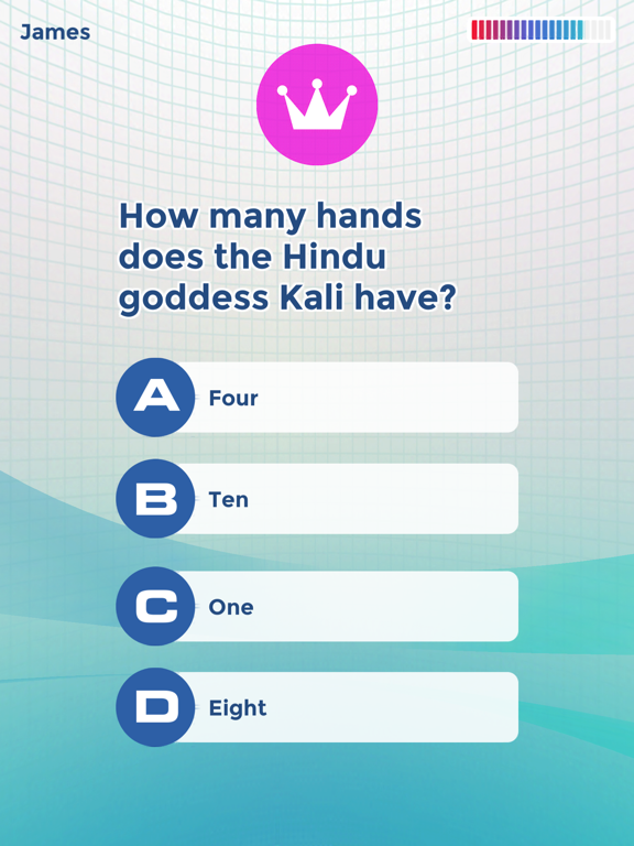 Knowledge Trainer: Warm Up Edition – try the most challenging trivia in the App Store for free screenshot