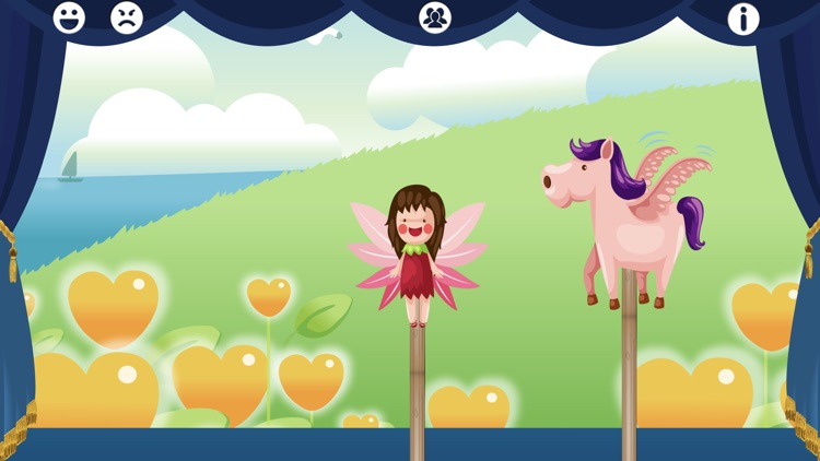 Fairy Tale Kids Puppet Theatre screenshot-3