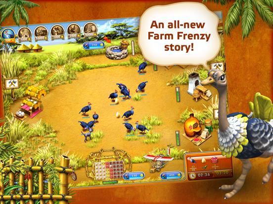 Farm Frenzy 3 Madagascar HD | App Price Drops