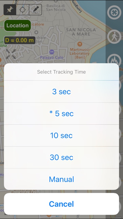 Planimeter - GPS area measure screenshot-4