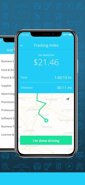 stride tax mileage tracker on the app store