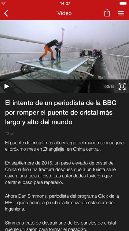 BBC Mundo screenshot-4