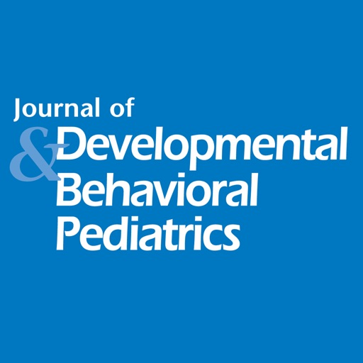 Journal Of Developmental And Behavioral Pediatrics  >> Journal Of Developmental And Behavioral Pediatrics By Wolters Kluwer