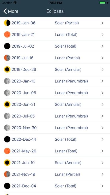 Sky Tracker : Sun & Moon screenshot-6