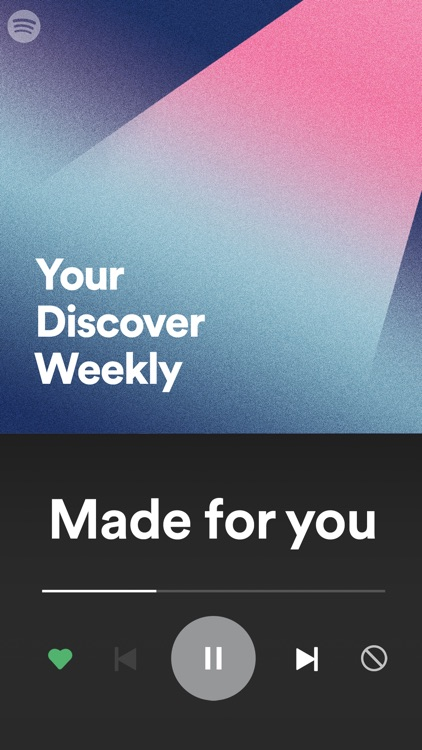 Spotify Music screenshot-0