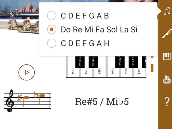 2D Flute Fingering Chart | App Price Drops