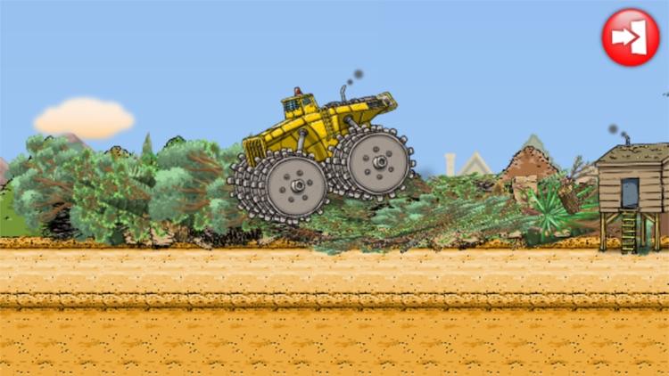 Garbage Truck: Brushy Pick Up screenshot-3