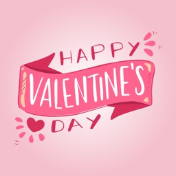 Valentine's Day Love Stickers!