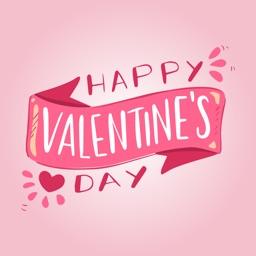 Valentine's Day Love Stickers!