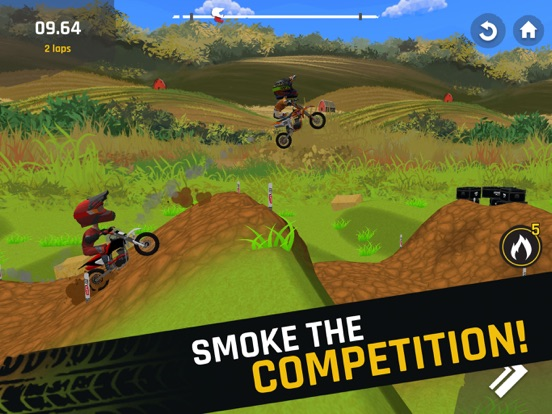 Игра MXGP Motocross Rush