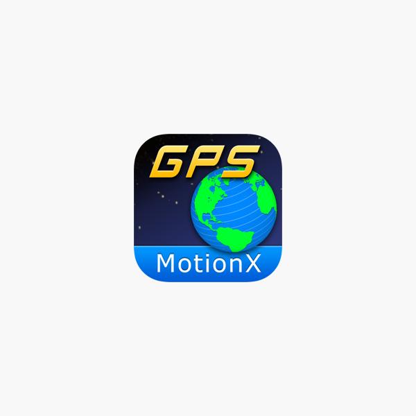 motionx gps ipad manual