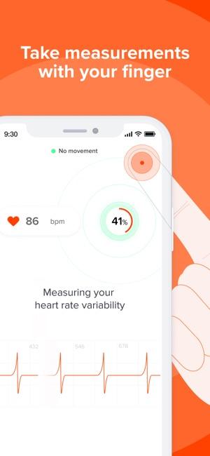 Welltory - AI health app Screenshot