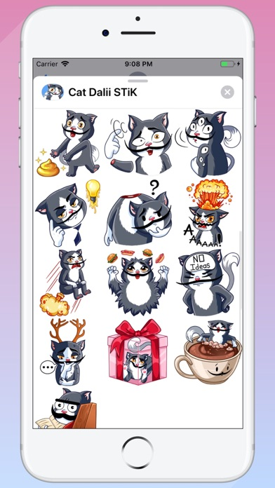 Screenshot for Cat Dalii STiK in United States App Store