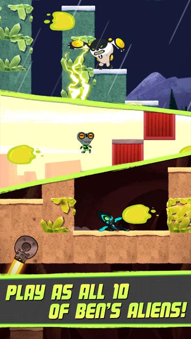 Super Slime Ben phone App screenshot 1