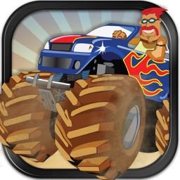 Mud Truck Dirt Race